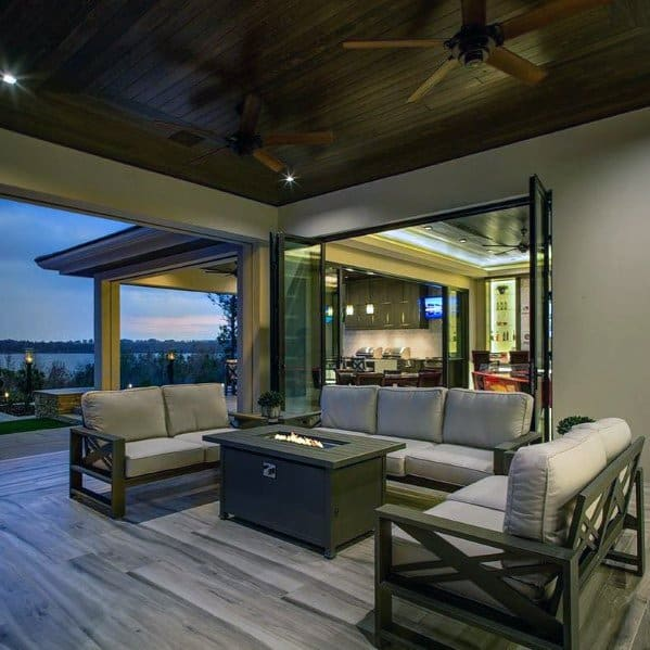 Wood Ceiling Ideas For Outdoor Patio