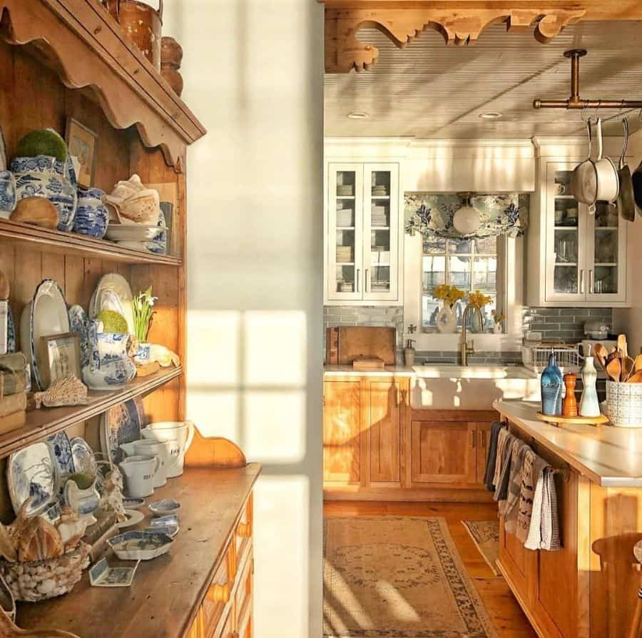 wood country kitchen ideas nellacasadiro