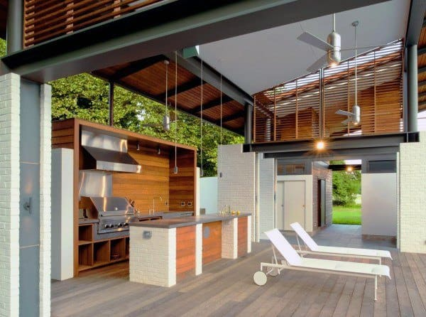 Top 60 Best Outdoor Kitchen Ideas - Chef Inspired Backyard ...