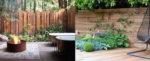 Top 70 Best Wooden Fence Ideas