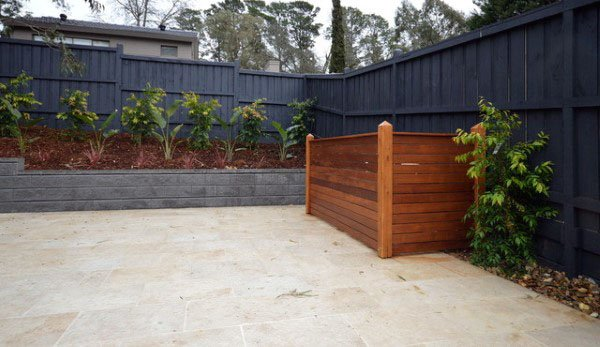 Wood Fence Pool Equipment Enclosure Ideas