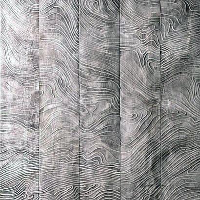 Wood Grain Stunning Interior Textured Wall Designs