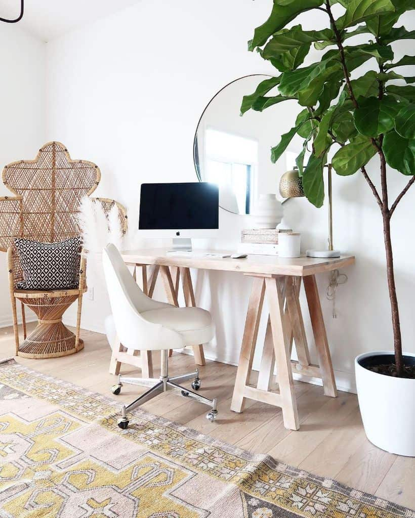 wood home office desk ideas mylittleshop_kingston