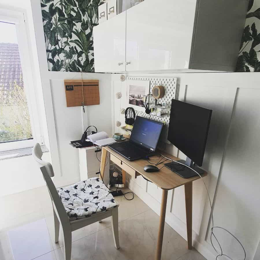 wood home office desk ideas og_or
