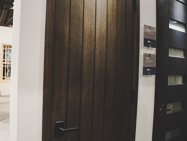 Wood Interior Doors Planks 2019 Nahb Show