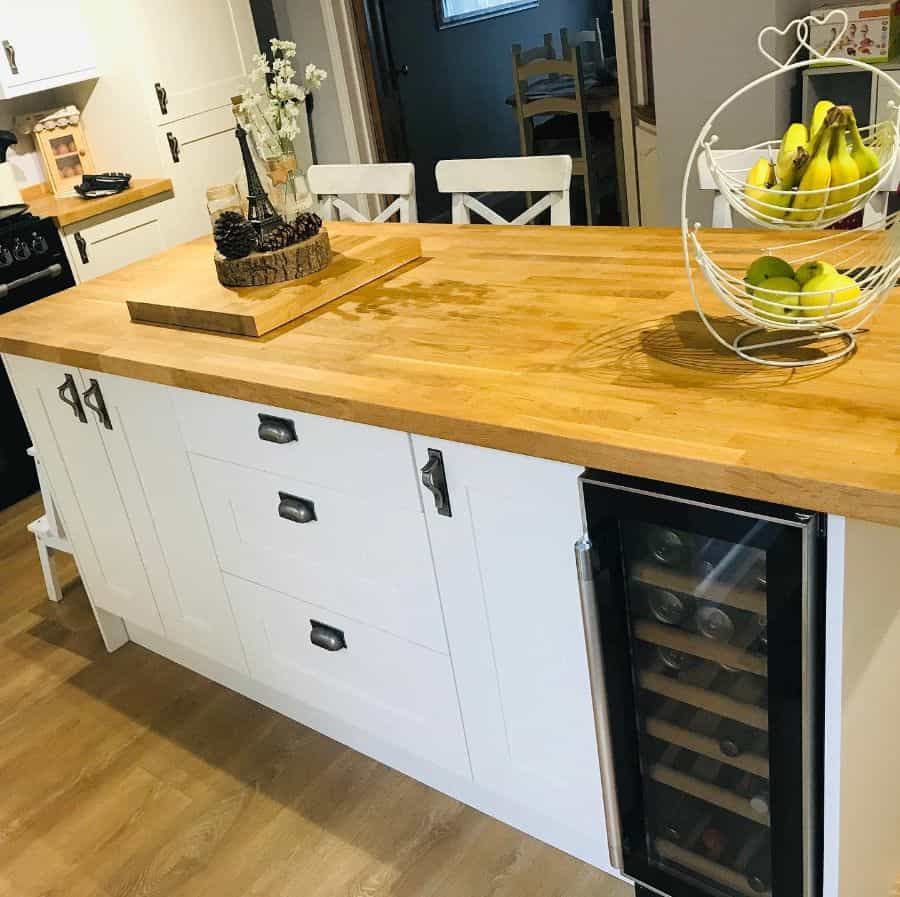 wood kitchen bar ideas the_bowland_build