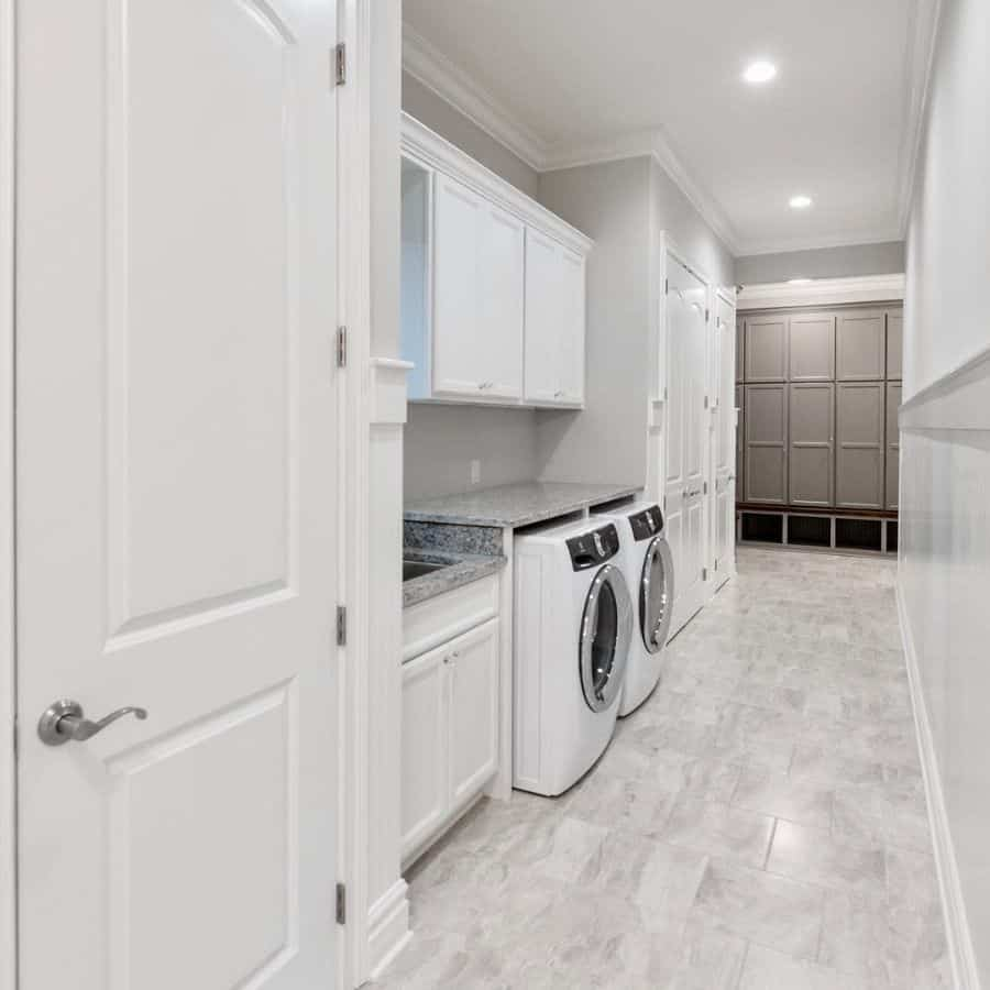 wood laundry room cabinet ideas becley_building_group