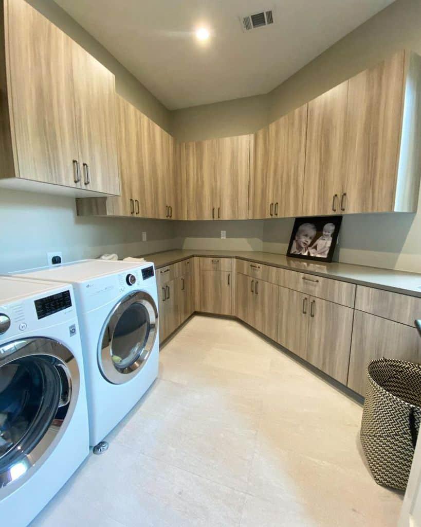 wood laundry room cabinet ideas brickmoondesign