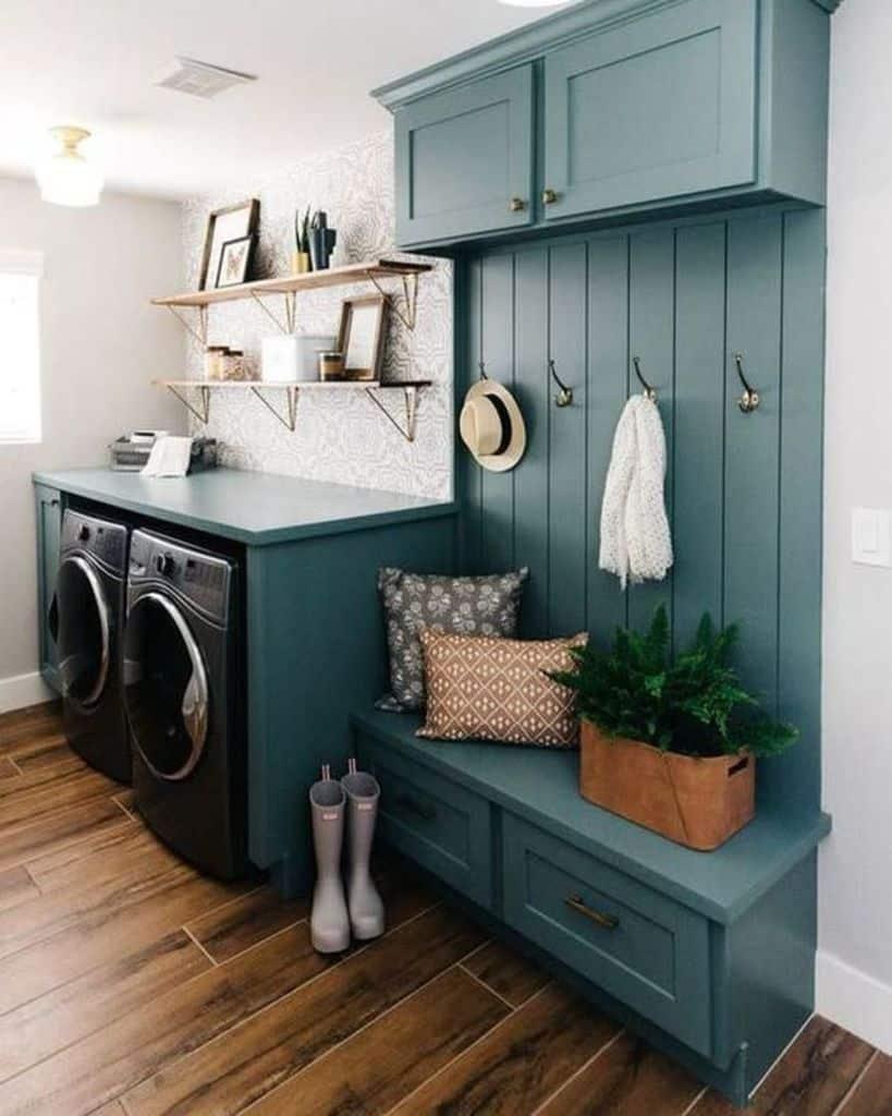 wood laundry room cabinet ideas decomecque