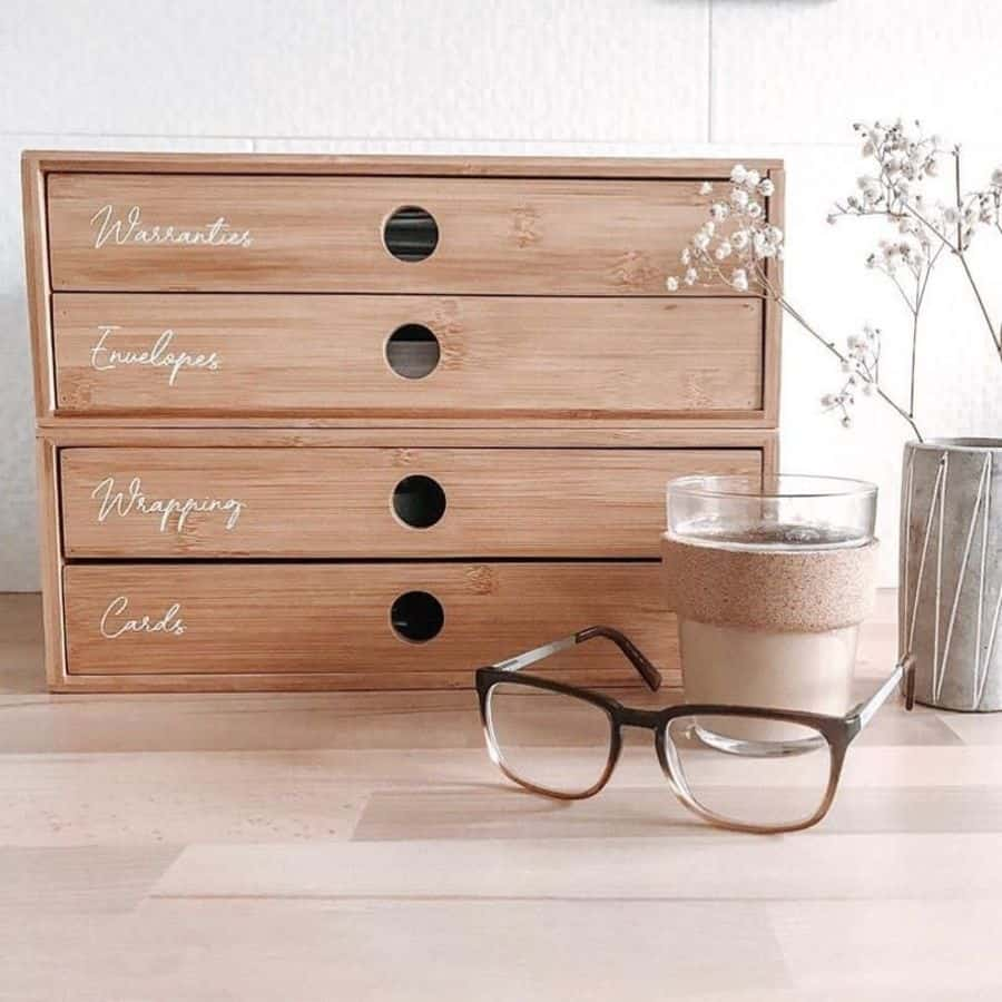 wood office storage ideas thelabelstoreau