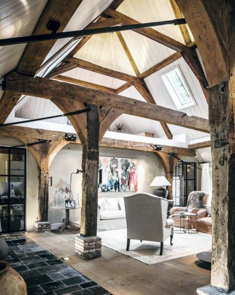 Top Best Vaulted Ceiling Ideas High Vertical Space