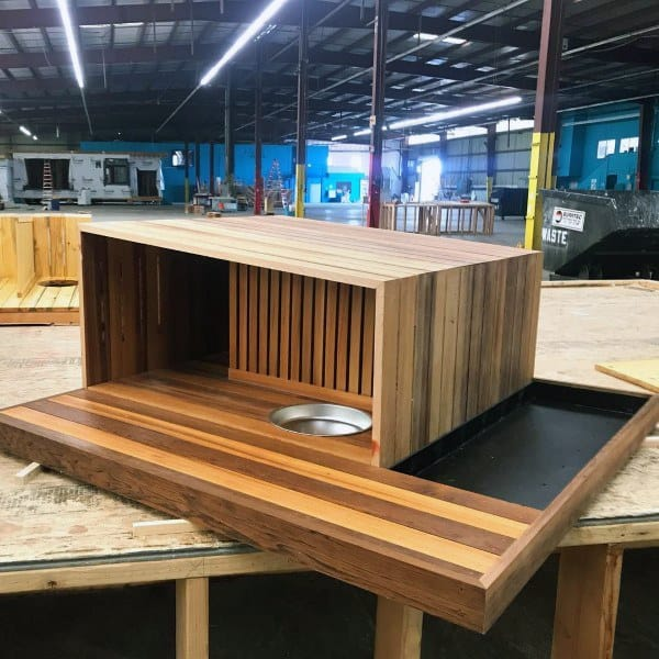 Wood Small Dog House Ideas With Modern Design