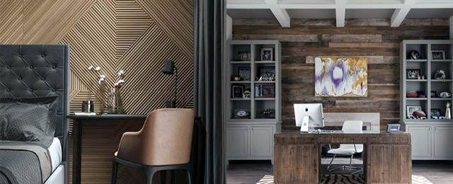 Top 70 Best Wood Wall Ideas – Wooden Accent Interiors