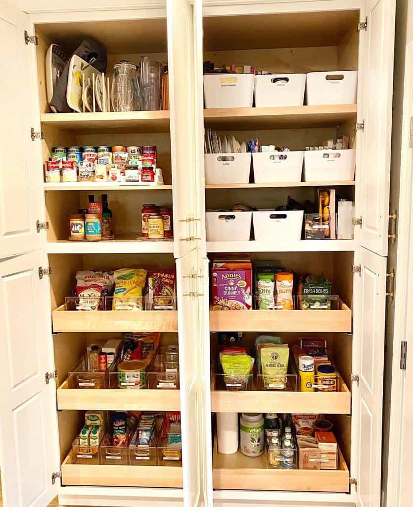 wooden pantry organization ideas queencityorganizing