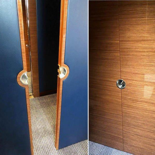 Wooden Pocket Door Ideas