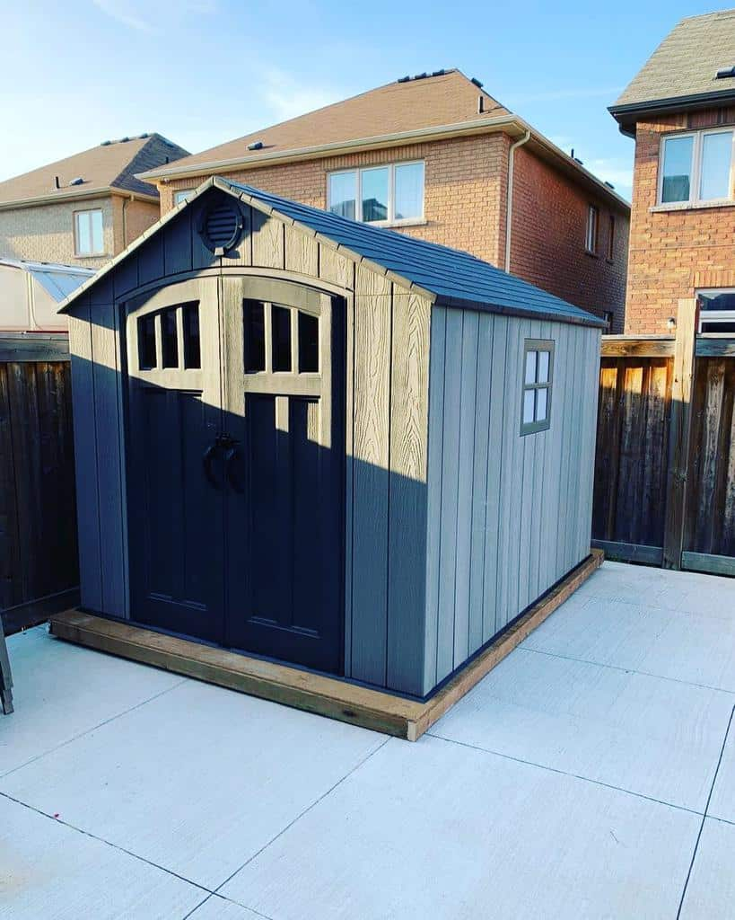 wooden shed door ideas lazarrenovation