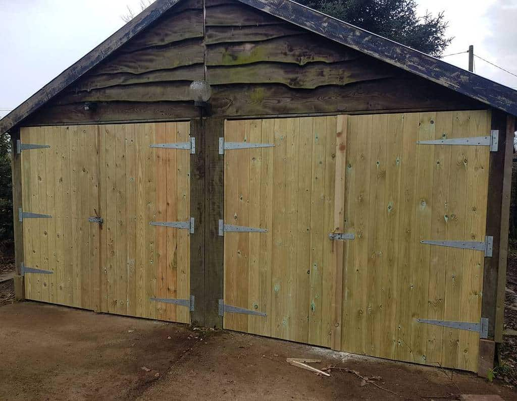 wooden shed door ideas paul.pinnington