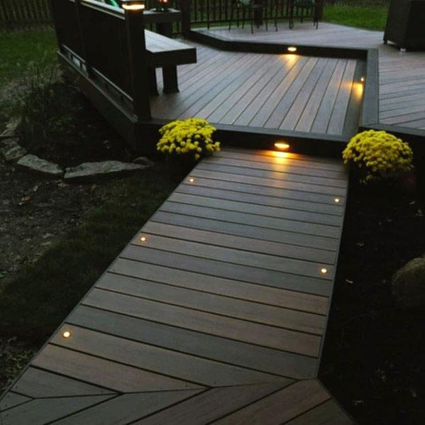 Wooden Walkway Design Inspiration