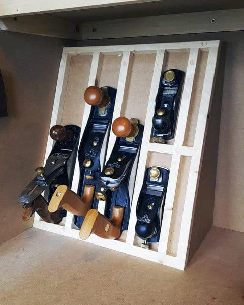 Woodworking Wood Organizer Tool Storage Ideas