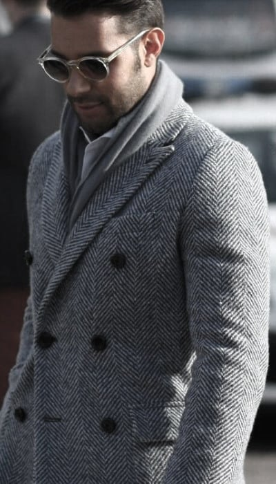 Wool Coat Winter Outfits Mens Style Ideas