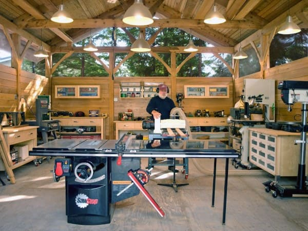 Workshop Ideas For Garage