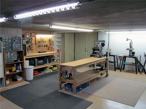 Workshop Interior Ideas