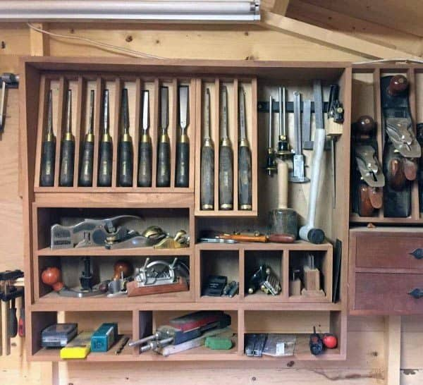 Storage Room Shelving Ideas: Top 80 Best Tool Storage Ideas
