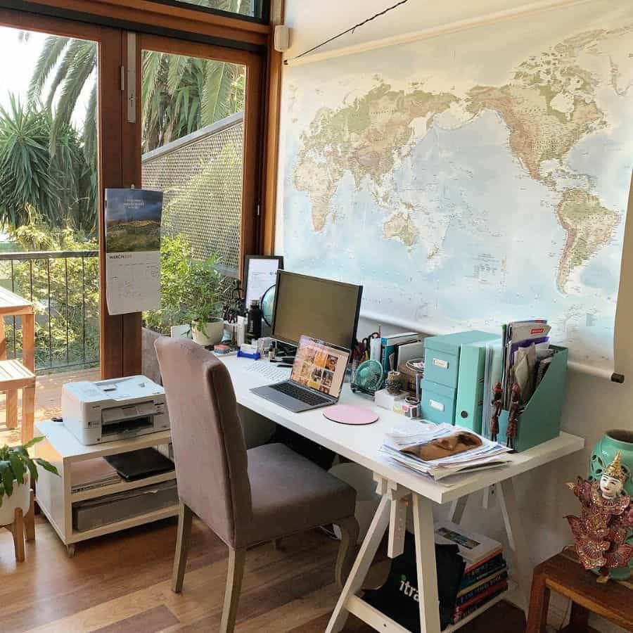 workstation home office desk ideas itravelwithmel