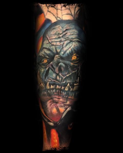World Of Warcraft Guys Tattoo Designs