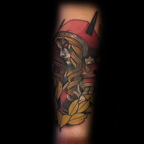 World Of Warcraft Mens Tattoos