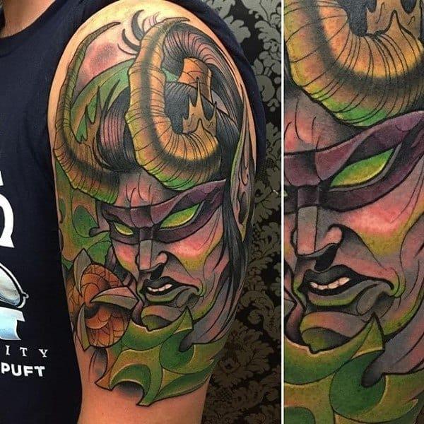 World Of Warcraft Tattoo Designs For Men