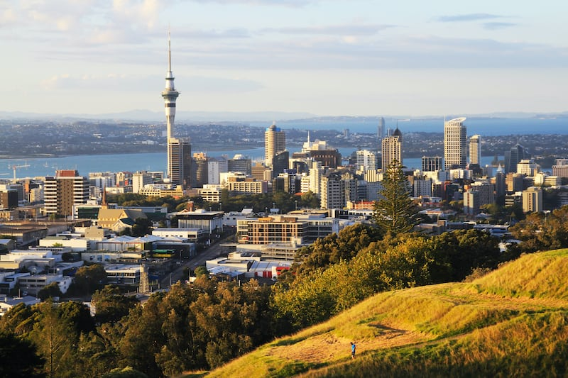 Auckland Named World's Most Liveable City