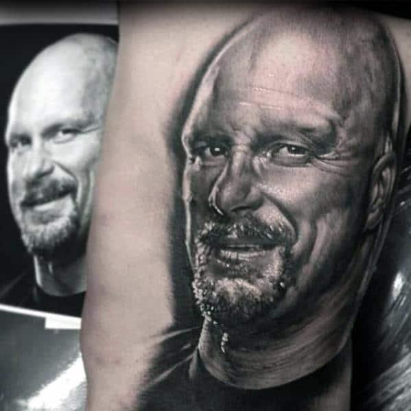 Wrestling Tattoo Ideas For Gentlemen On Arm