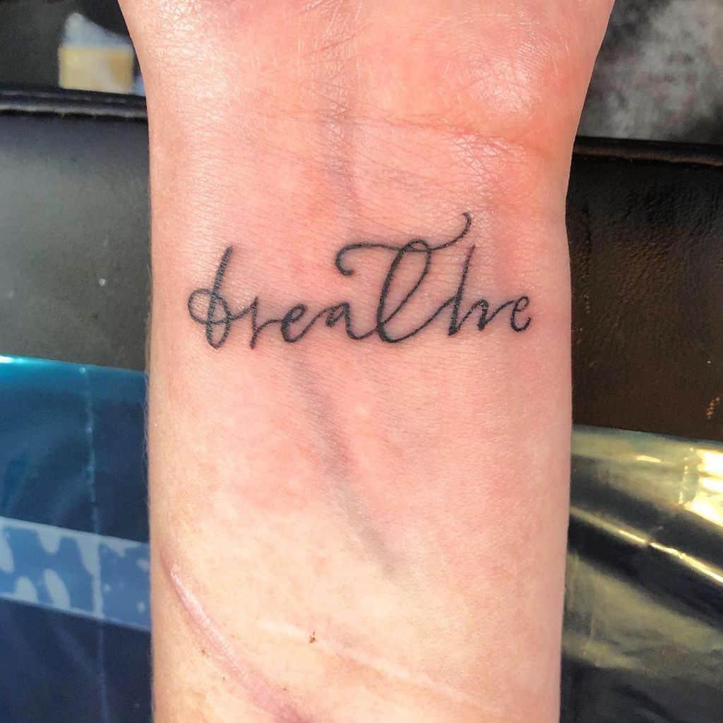 wrist breathe tattoos inkfultg1