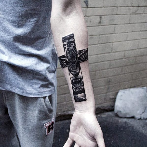 wrist-cross-tattoos-for-men