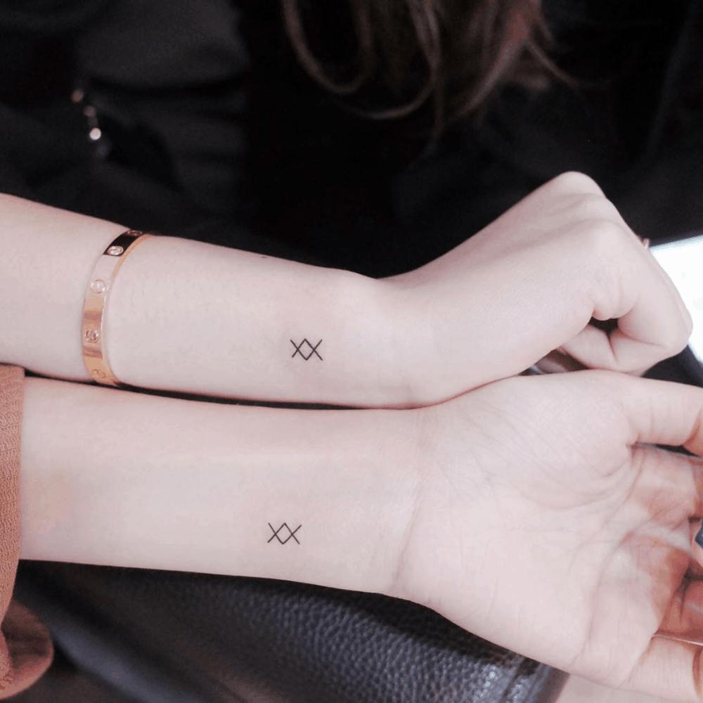 Xx Friendship Tattoo