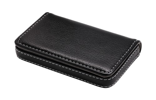 Y And G Leather Business Card Holder For Men