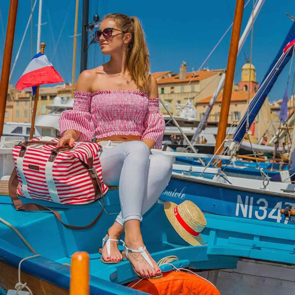 Yacht Style Nautical Fashion
