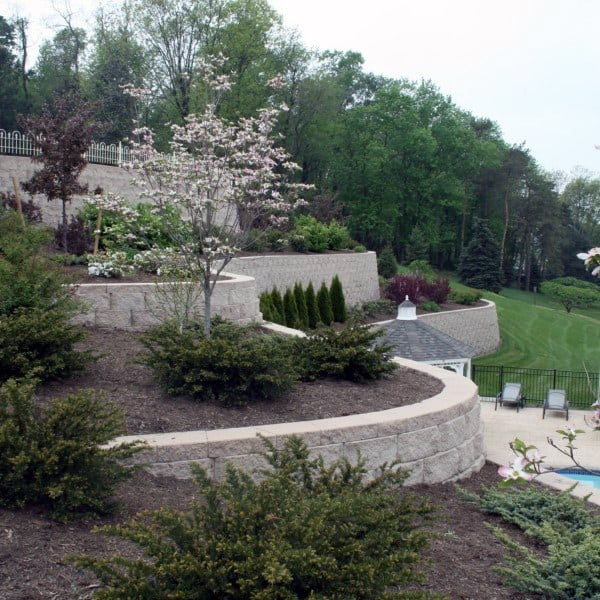 Yard Retaining Wall Ideas