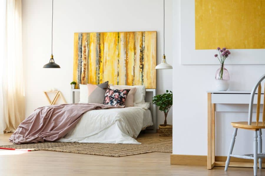 yellow decor ideas yellow bedroom ideas 1