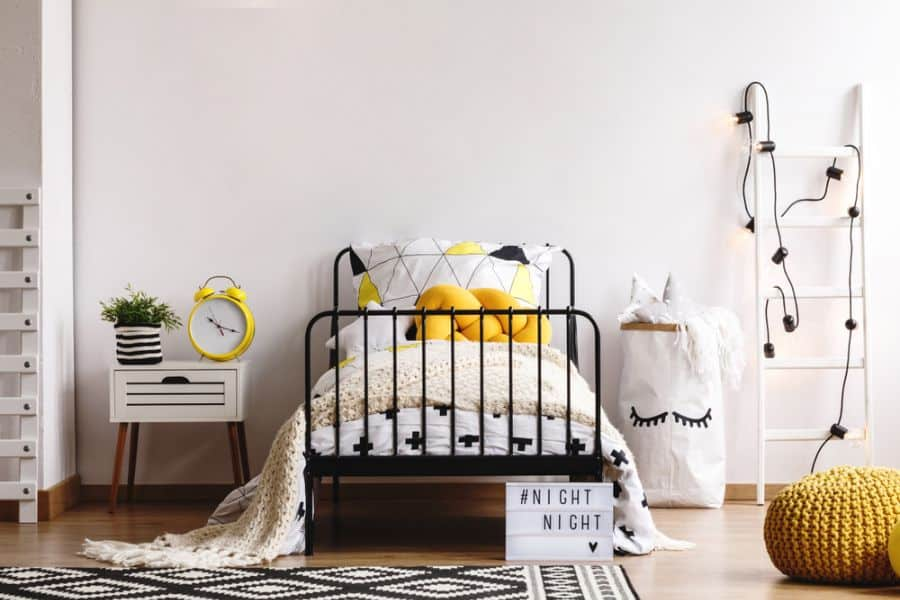 yellow decor ideas yellow bedroom ideas 2