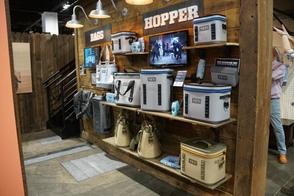 Yeti Hopper Cooler Collection