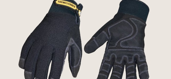 Youngstown Glove Waterproof Winter Plus Performance Gloves For Men