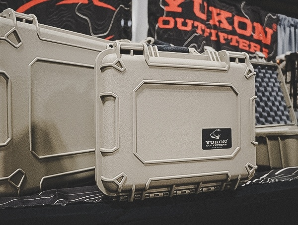 Yukon Outfitters Hard Pistol And Rifle Cases