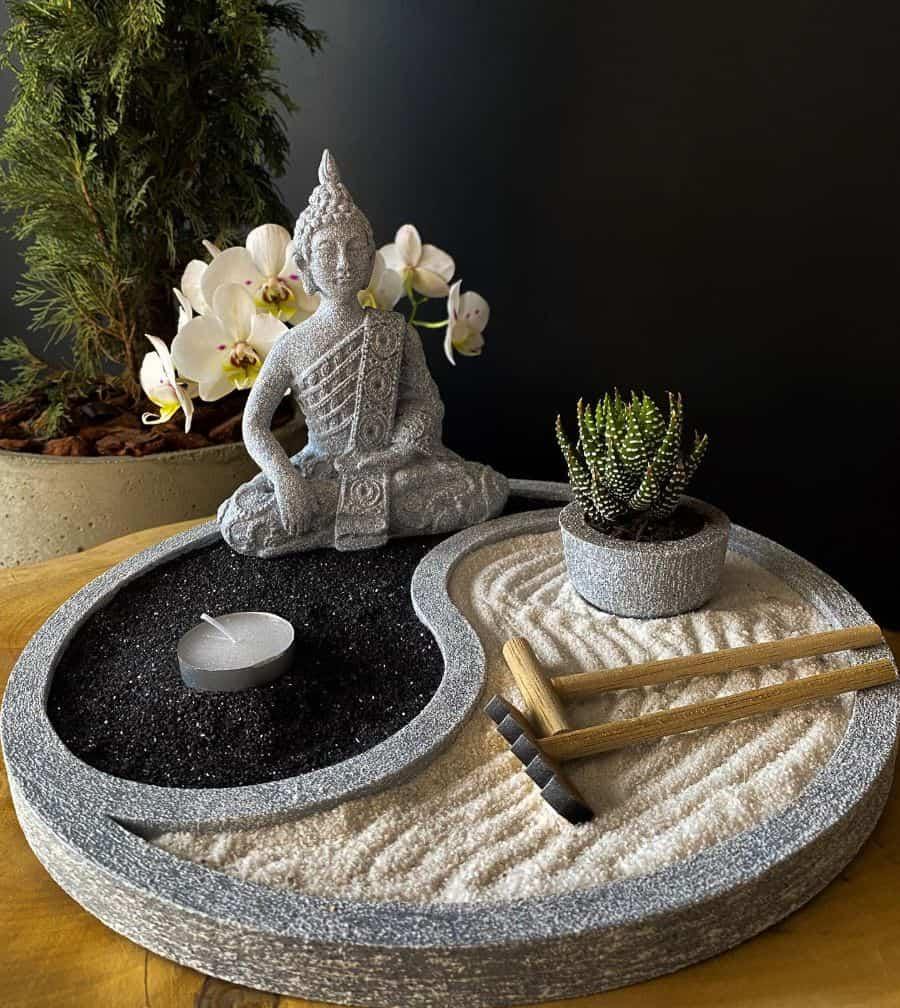 Zen Office Cubicle Decor Zengardendeco