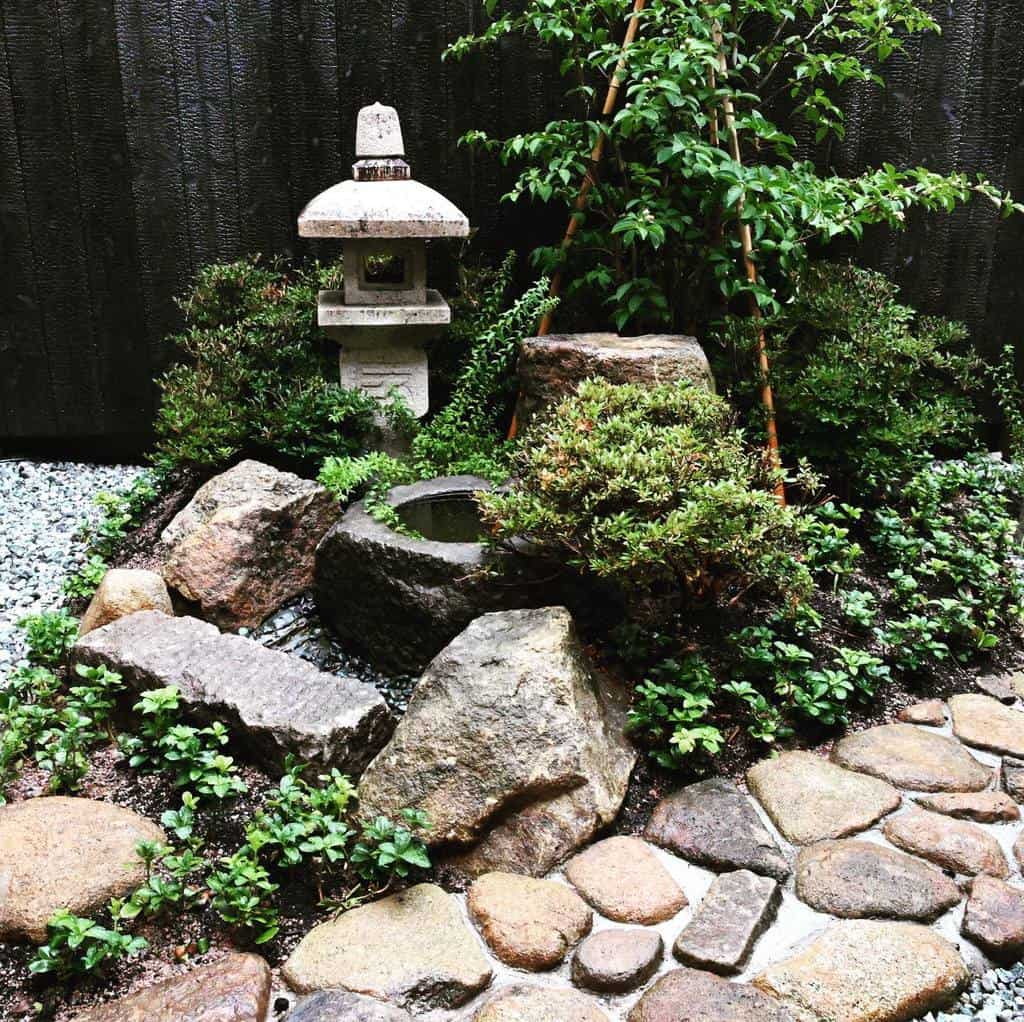 zen small backyard ideas manabistay