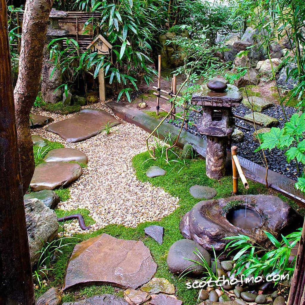 zen small backyard ideas scotthofmo