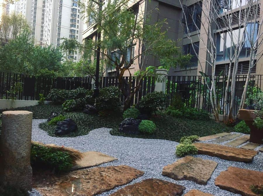 zen style landscaped garden ideas chen_youyong