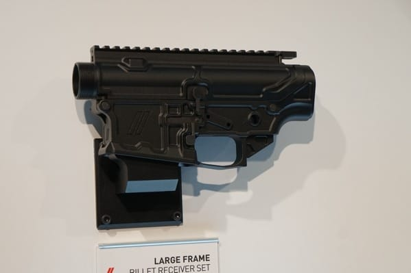 Zev Technologies Large Frame Billet Reciever Set