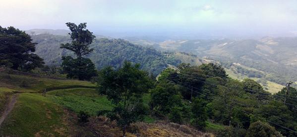 Zip Line Monteverde Costa Rica